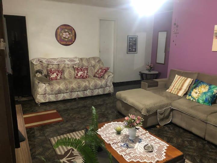 Casa secundária para aluguel mensal/anual