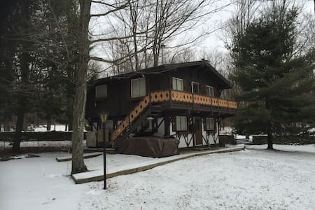 Elk Mountain Retreat - Union Dale - Rumah