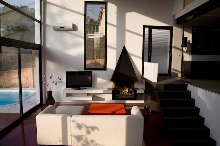 Modern house in superb location - Llagostera,Girona - House