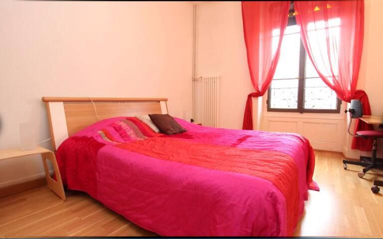 Full apartment near hospital Gnv. - Carouge - Lakás