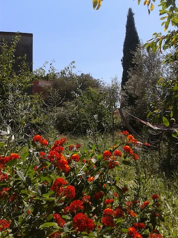 Casa con jardín ideal para familias - Fortià - Dům