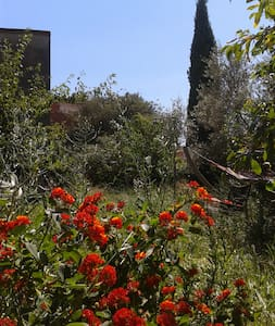 Casa con jardín ideal para familias - Fortià