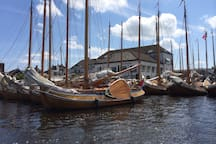 Watersport dorp Grou