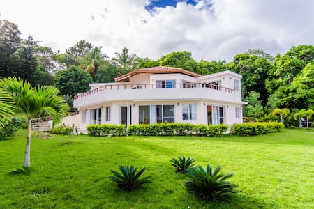 Lovely villa with ocean view  - Puerto Plata