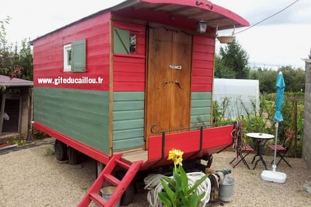 Roulotte gypsy caravan - Other