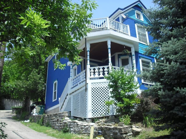 Cozy House Near Hyde Park & Downtown - Cincinnati - Huis
