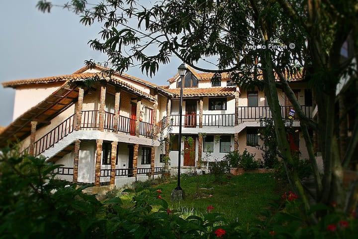 Apartamento en Pueblito Boyacense