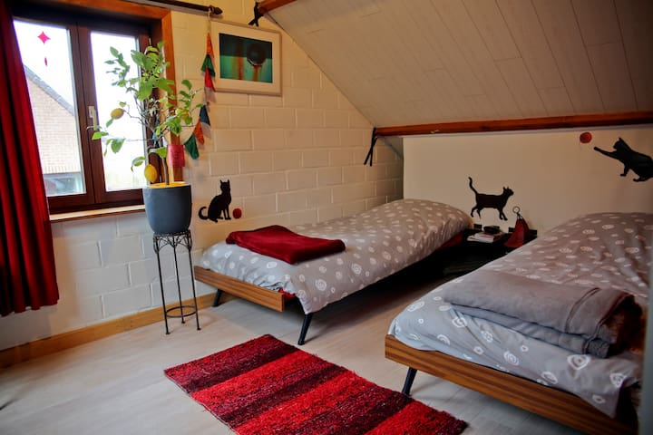 Un petit coin tranquille - Soignies - House