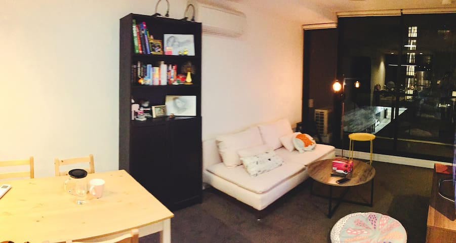 Modern apartment 15 mins to CBD - Abbotsford - アパート
