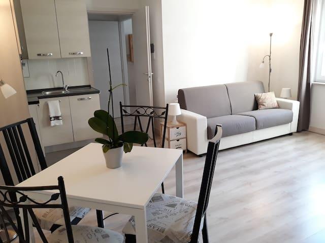 First floor apartment at the Casa dell'Oca
