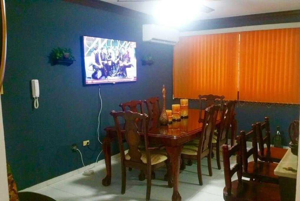 Huge apartment in santiago 3 bedroom wifi ac for Furniture stores in santiago dominican republic