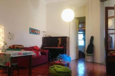Luminosa y agradable habitación, en corazón de BA - Buenos Aires