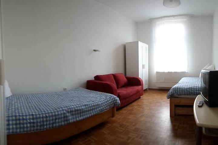DZ Zimmer Landau/Pfalz Zentrum  2 P - Landau