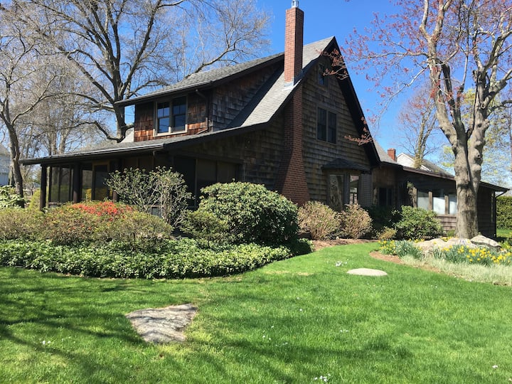 Branford CT,  House on Indian Neck