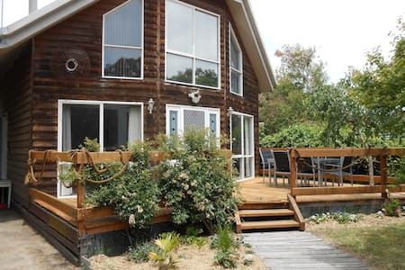 Lovely 2BD house close to surf. - Mallacoota - Casa