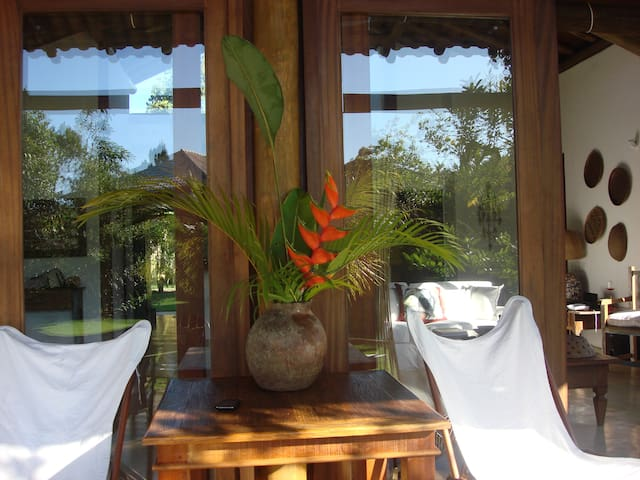 Two adjoining Villas for a beautiful vacation