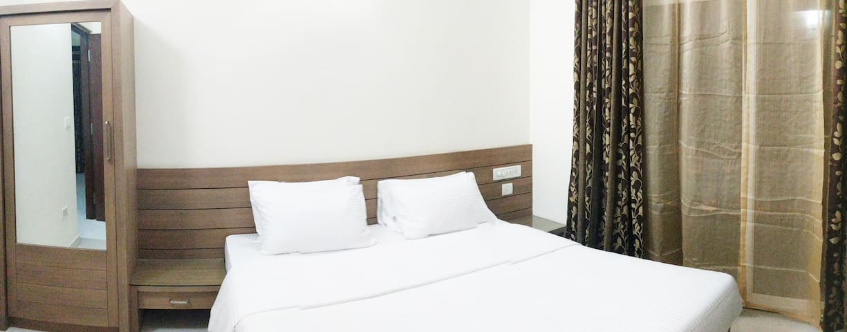 Serviced apartment 202
