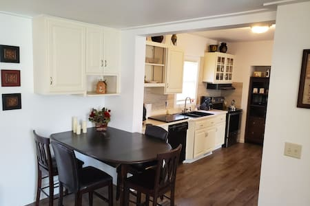 Black Squirrel Farmhouse - (Downtown Oconomowoc)
