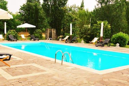 Villa con piscina-oasi alle porte diRoma - Grottaferrata - Villa