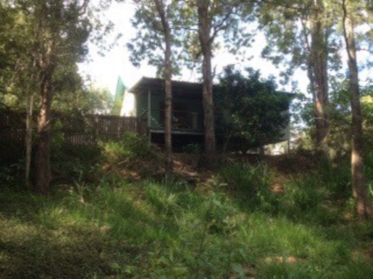 Private cabin in peaceful bushland. Nestled by the creek, you can escape the rat race and reconnect with nature.