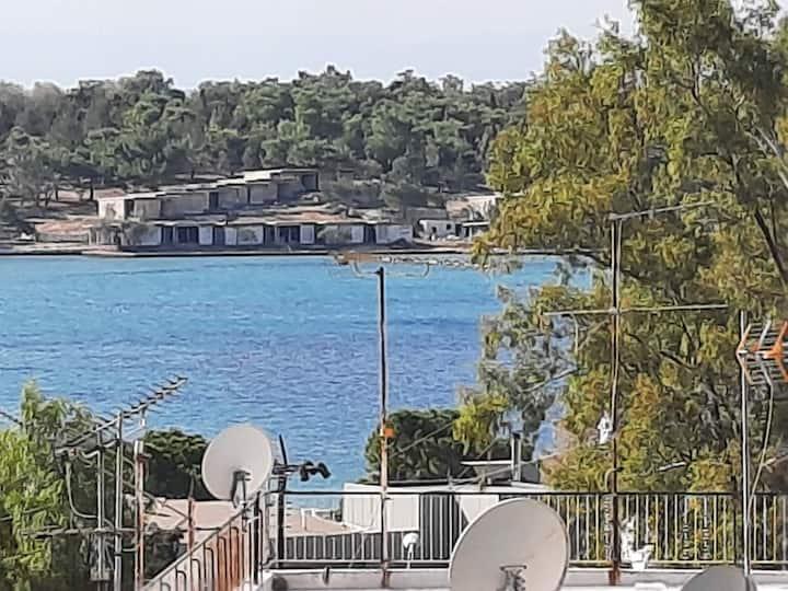 Beachfront Glyfada apartment,  Athens Riviera