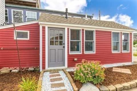 Little Red House on Bearskin Neck!