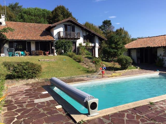 Maison renovée proche de Biarritz