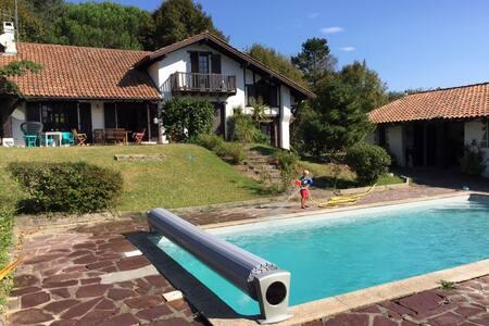 Maison renovée proche de Biarritz - Arcangues - Villa