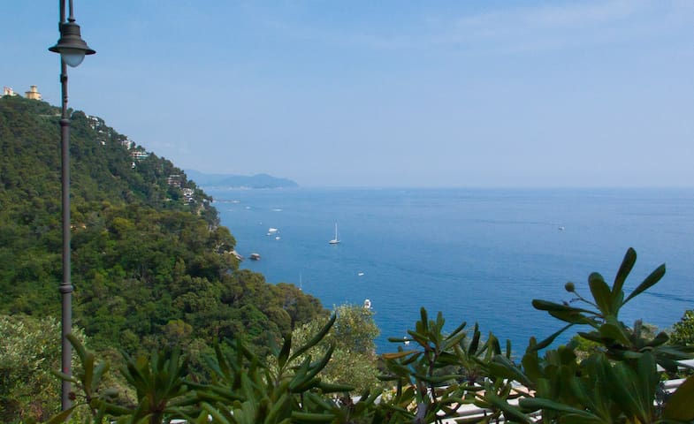 Charming house in Liguria Riviera - Zoagli - Hus