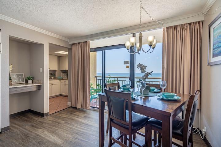 Penthouse, Ocean Front, Corner Unit! - Caravelle Resort