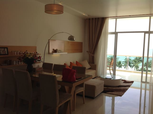 seaview 2 bedrooms apartment - Phan Thiet - Byt