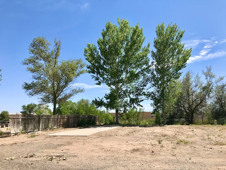 RV Lot Space in Tiny Home Village