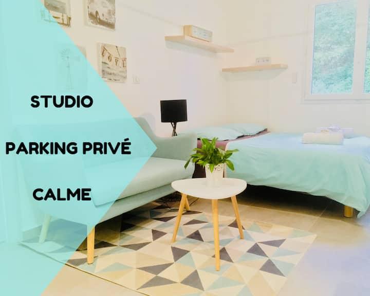 #4 ❤︎Joli Petit Studio Style Scandinave❤︎