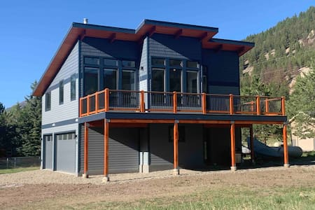 New construction guest house in Lake City