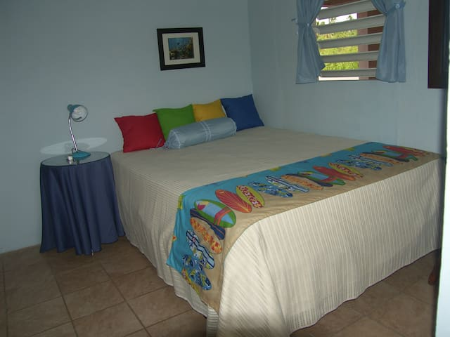 Arecibo Seabreeze: Private Two Bedroom Unit