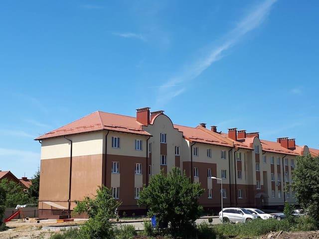 Апартаменты в Янтарном