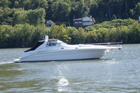 Home on the water ! - Pittsburgh - Boot
