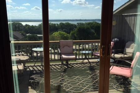 Yankton Lake Home with a View
