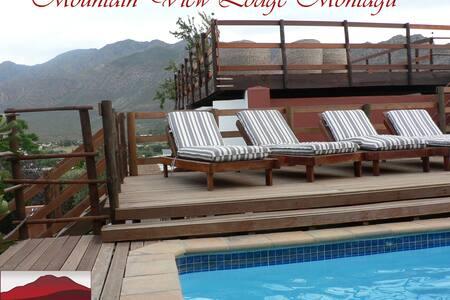 Mountain View Lodge Montagu - Bed & Breakfast