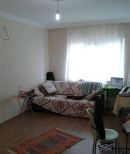 2 rooms in the Double appartment - Antalya
