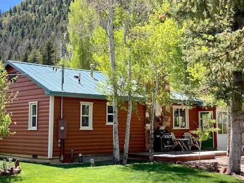 Cabin with Sauna & Creek, near Park City