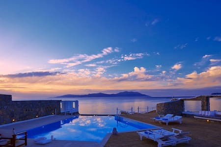 2-Bedroom villa With Private Pool - Mykonos