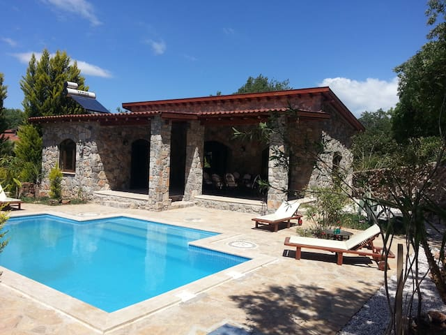 Villa Amara is the most romantic villa in Kayakoy - Kayaköy Köyü - Вилла