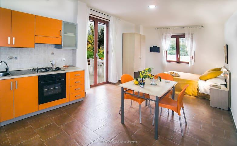 Residence Villa Mare Taormina monolocale