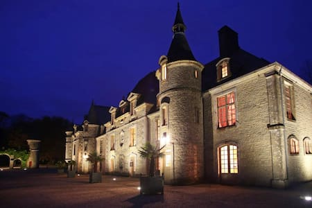 D'DAY LUXURY CHATEAU WITH POOL  - Yvetot-Bocage - Castle