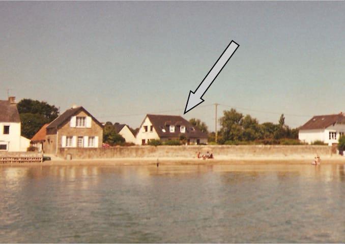 Spacieuse Maison de Bord de mer - Quettehou - Ev