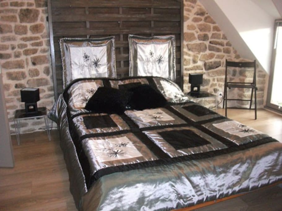 Chambre d 39 h tes arnev bretagne sud guesthouses for rent for Chambre d hote bretagne sud