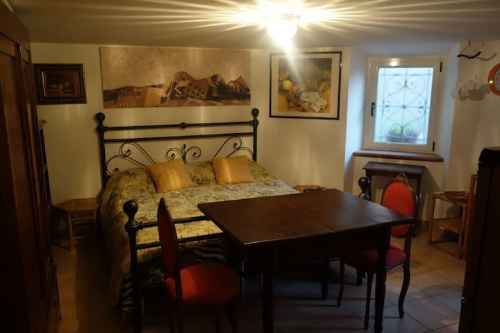Grazioso monolocale in piccolo borgo toscano - Province of Arezzo - Apartamento com serviços incluídos