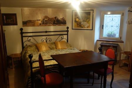 Grazioso monolocale in piccolo borgo toscano - Province of Arezzo - Servicelägenhet