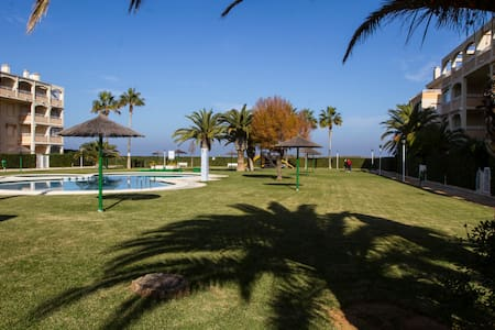 beatiful apartment opposite the sea - Dénia